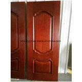 Precio hueco de la puerta de madera de metal de la base