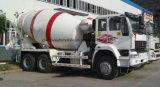 Carro del mezclador de cemento del carro 10m3 del mezclador de Sinotruk HOWO 6X4 30t