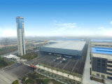 L'utilisation commerciale Vvvf ascenseur panoramique pour visiter la ville de levage