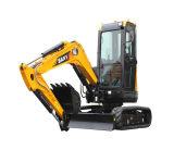 Nuevo mini excavador hidráulico de Sany Sy35 de fácil controlar