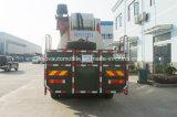 20のTから25のTクレーントラック4の車軸クレーンが付いている移動式マニピュレーターの貨物自動車のトラック