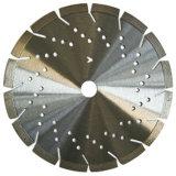 Hoja de sierra de diamante, diamante de amoladora angular del disco de corte para Hard Mampostería de ladrillo baldosas de piedra