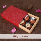 2017 New Style Retro Special Paper Drawer Type Mooncake Box
