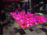 Video dell'interno Dance Floor dello schermo di P6.25 LED Disaply