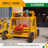 Цена машины бетонной плиты класть яичка Qt40-3b