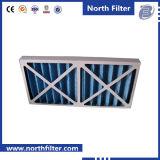 De geplooide G4 Filters van de Lucht van het Karton voor de Centrale Systemen van de Airconditioning