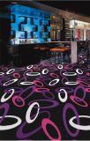 Tecidos de Wilton tapetes para fins comerciais, Hotel Club, Cinema utilizado
