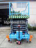 Bewegliche hydraulische Scissor Arbeitsbühne (SJZ0.5-12)