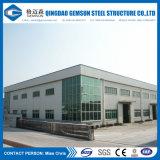 Edificio compuesto de la estructura de acero de la fábrica del panel