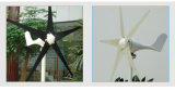 Turbina de 100W-400W pequeña fuente del generador de viento