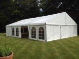 Cerimonia nuziale Marquee Tent per 500 People con Clear Church Window