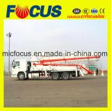 De hoogstaande en Goede Dienst 37m Pomp van de Boom van 39m de Vrachtwagen Opgezette Concrete