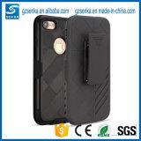 Вспомогательное оборудование мобильного телефона случая Китая оптовое Quickstand для Samsung на LG K7/Stylus 2 добавочном
