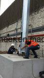 Galvanisation-Stahlenergien-Röhrenübertragung Pole