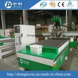 空気の4つのヘッドAtcモデル木CNCのルーター機械か彫版機械