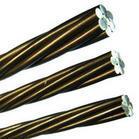 Fil d'acier galvanisé, fil de noyau d'ACSR, fil de séjour