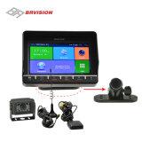 Brvision eindeutiger Entwurfs-androider Auto GPS-Navigations-Monitor für Skoda 2015 Fabia