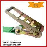 """cinta 3 """" verde da catraca de 3 """" extensões Chain de X 40 '"""