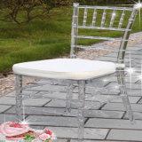 Kristall - freies Plexi Resin Napoleon Chair für Weddings