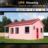 SGS y casa modular económica certificada Ce del edificio rápido incombustible