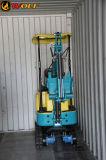 Miniexkavator der gleisketten-We08 mit Hammer