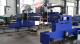 Tipo cortadora del pórtico del plasma del CNC para la placa de acero