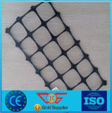 30/30kn Geogrid en plastique/polypropylène Geogrid avec la grosseur de maille 65mm*65mm
