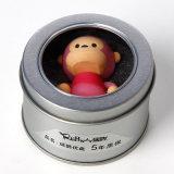 원숭이 모양 USB 섬광 드라이브, PVC 펜 드라이브