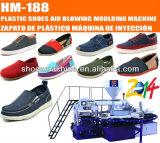 Zapatos para caminar rotativos que hace la máquina
