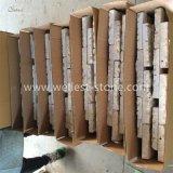 بيجيّ ترافرتين نوع جدار يكدّر حجارة, حجارة لون, حجارة قشدة