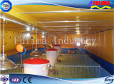 Дом свиньи/коровы стальной структуры оборудования поголовья (FLM-F-019)