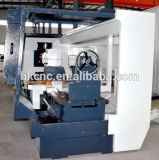 중국 수동 물림쇠 편평한 침대 CNC 선반 (CKNC6180)
