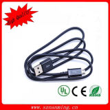 Câble usb de V8 pour Blackberry/Nokia/Samsung (NM-USB-339)