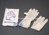 Chirurgischer Latex-Handhandschuh entkeimt