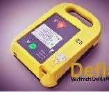 Dsa Automatico Defibrillatore Defi5 di Pronto Soccorso Meditech Con Microfono