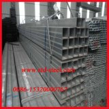 يغلفن فولاذ مربّع أنابيب ([ق235ب] [ق345ب] [ق235] [ق345])