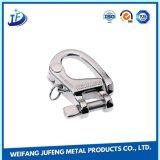 Cattura personalizzata della serratura dello zinco dell'acciaio inossidabile della lamiera sottile per il portello/casella