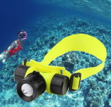 Headlamp professionale per Diving