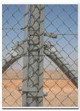Cerca de ligação em cadeia galvanizada