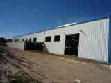 Structure en acier préfabriqués Hangar Entrepôt de stockage
