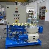 Macchina efficiente della centrifuga di filtrazione dell'olio della turbina