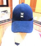 高品質によって刺繍される縞の帽子(S-1071)