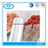 Sac en plastique de nourriture de catégorie comestible de LDPE de qualité