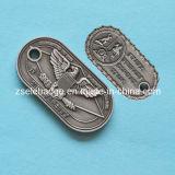 монетка металла 3D с античной отделкой для промотирования (ele-DT020)