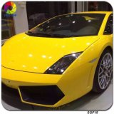Tsautop 1,52*20m Candy colorido brilhante super carro de Vinil da cintagem por rede