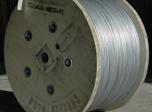 Brin de fil en acier galvanisé pour ACSR