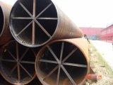A36 het drie-Broodje van Ware grootten ASTM de Buigende Pijp van het Staal van de Zaag