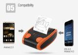 2017 Nova Impressora Térmica Android Bluetooth / Impressora Móvel Mini Portátil / Impressora POS 600 de Recibo de 58mm