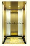 Elevador Titanium del hogar del espejo del oro