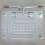 Formato di alluminio degli evaporatori del piatto del doppio del rullo frigorifero laterale dell'obbligazione